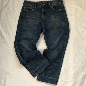 Tommy Hilfiger Hope Crop Jeans Sz 8
